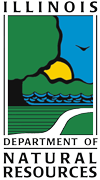 Logo for Illinois Department of Natural Resources