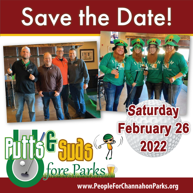Putts & Suds Save the Date